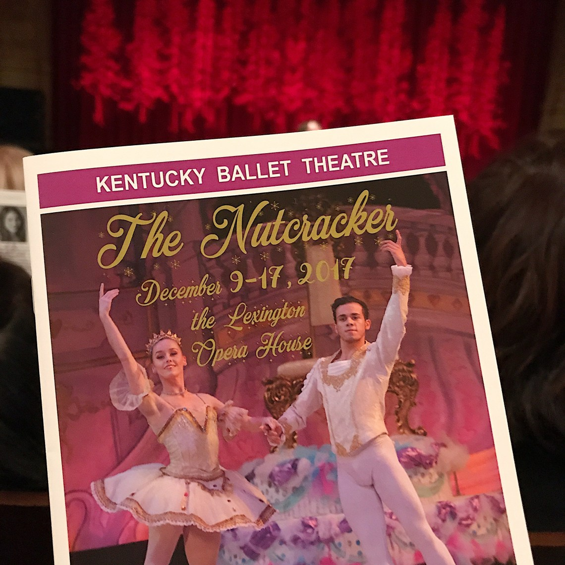 The Nutcracker Ballet at the Lexington Opera House