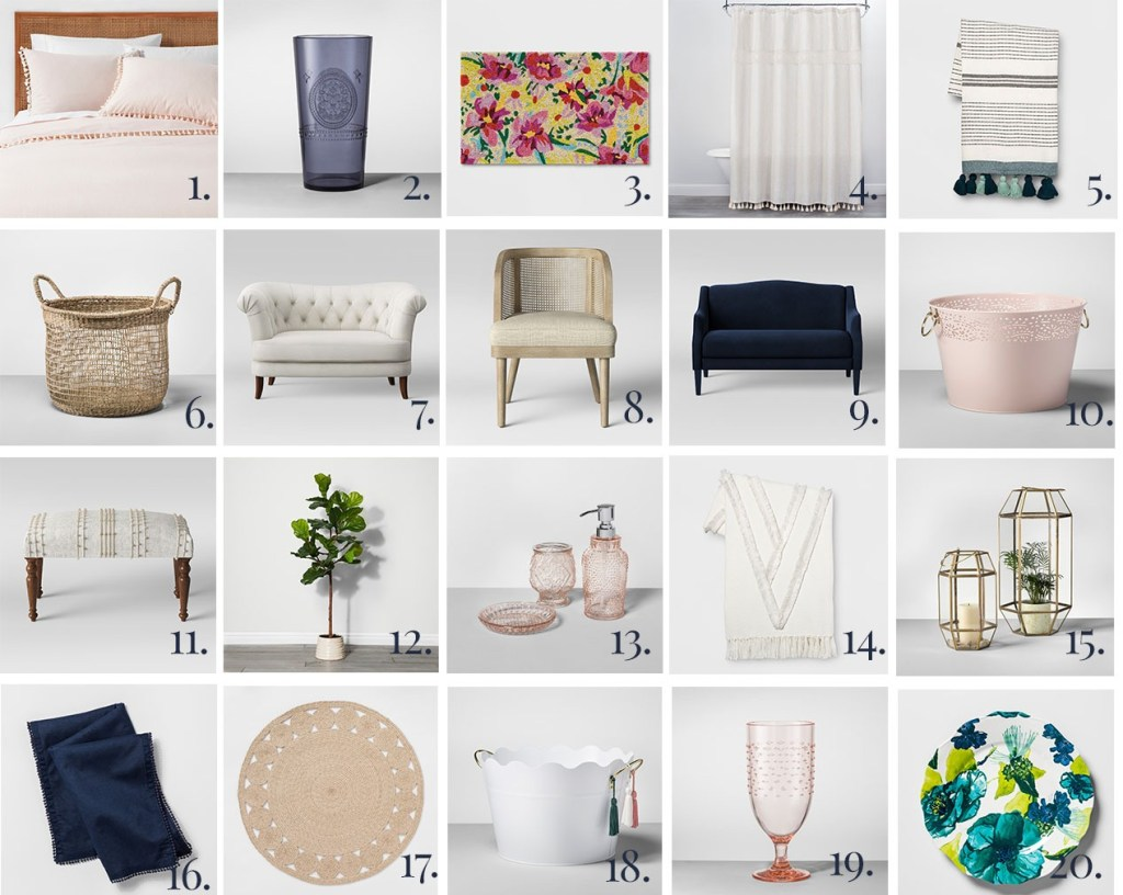 20 Favorites of the Opalhouse Collection at Target