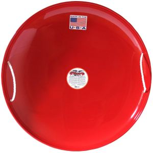 Flexible Flyer Metal Snow Saucer Disc