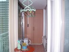 balcony storage closet