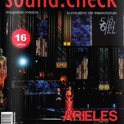 Sound:check - Premios Ariel 2014