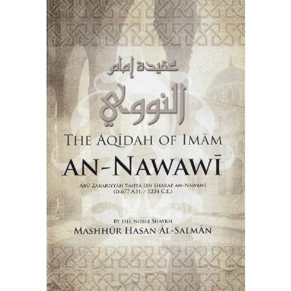 The Aqidah Of Imam An-Nawawi (Jamiah Media)