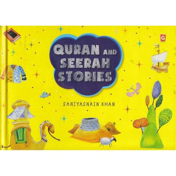 Quran And Seerah Stories (Goodword)