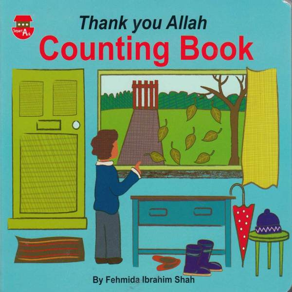 Thank you Allah - Counting Book