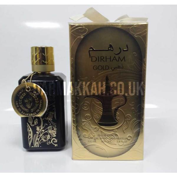Dirham Gold EDP Spray Perfume - عطر درهم ذهبي
