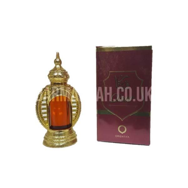 Qisar Orientica Oil Perfume