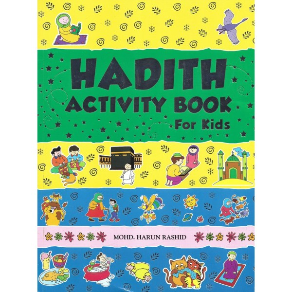 HADITH ACTIVITY BOOK FOR KIDS - GOODWORD