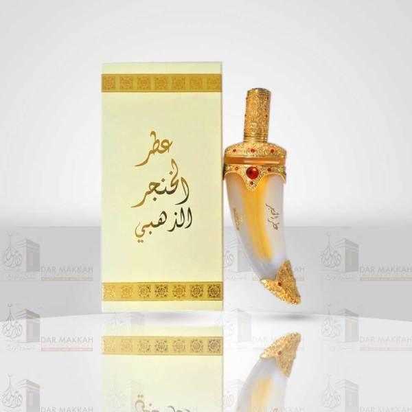 ITR ALKHINJAR ALZAHABI (WOMEN) - عطر الخنجر الذهبي للنساء