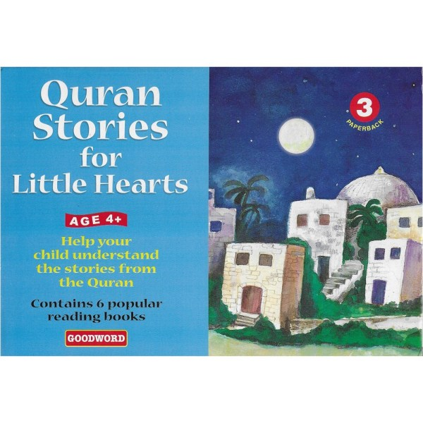 QURAN STORIES FOR LITTLE HEARTS 3 - GOODWORD