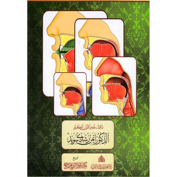 MAKHARIJ AL-HURUF AL-ARABIYAH - مخارج الحروف العربية