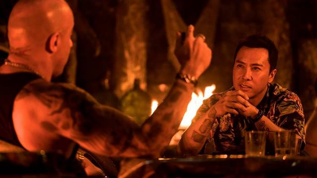Review Film XXX: Return of Xander Cage (2017)