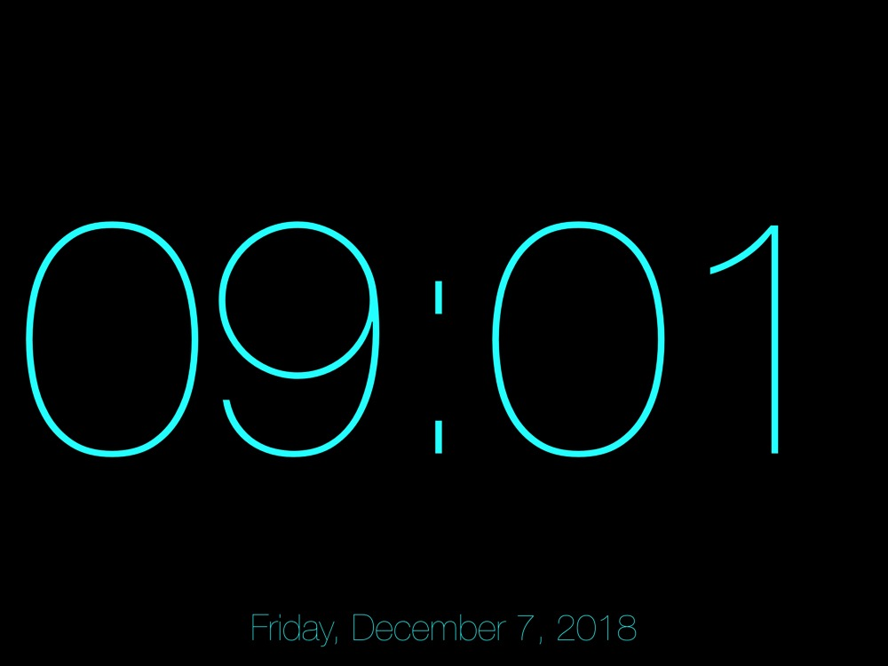 180905 clock app miyasui tokei 01