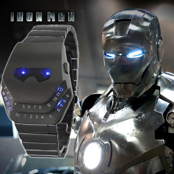 Заказать Часы Железного Человека недорого