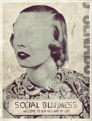 Recife, Eduardo. Social Blindness. 2003, collage, http://www.misprintedtype.com/work/personal-works/collage/social-blindness-2003/