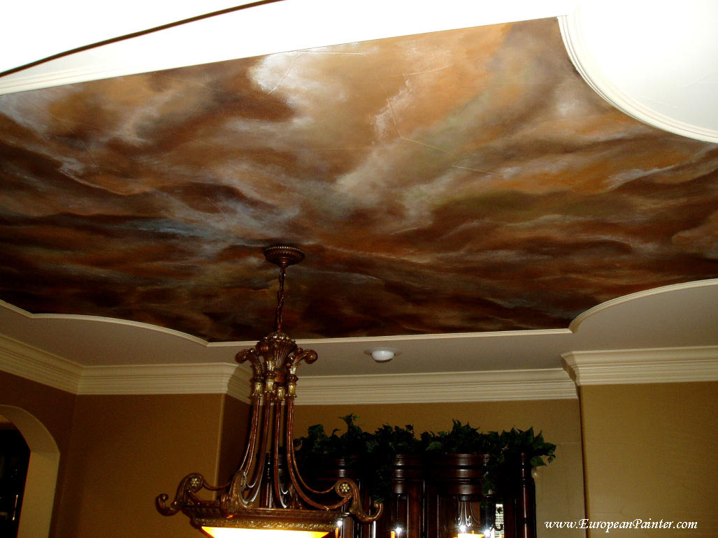 Welcome To The World Of Color And Design By European Painter Faux Painting Murals Furniture Decorating