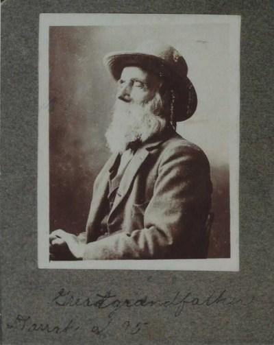 John Darrah, Father