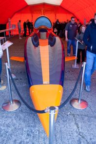 Bloodhound Project: World land speed record attempt