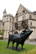 """Crucible 2: """"Monumental Steel Bull"""" Terence Coventry"""