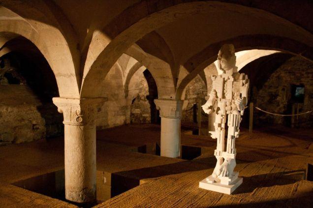 """Crucible 2: In the Crypt - """"Vulcan"""" Eduardo Paolozzi"""