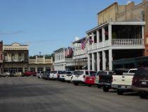 Goliad on market day