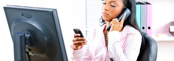 Executive Secretary Job Skills in Birmingham, Alabama - Administrative Assistant multi-tasking
