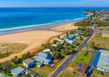 Maclean Real Estate - 15 Ocean Road, Brooms Head