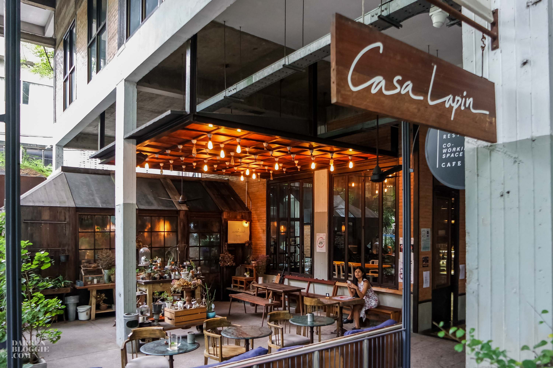 Casa Lapin X26 Hipster Cafe In Bangkok Darren Bloggie