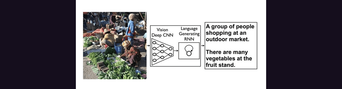 Google Machine Learning: Describing Images Rather Well