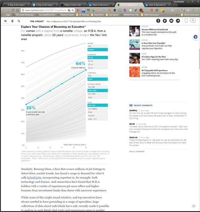 NYT CEO Data