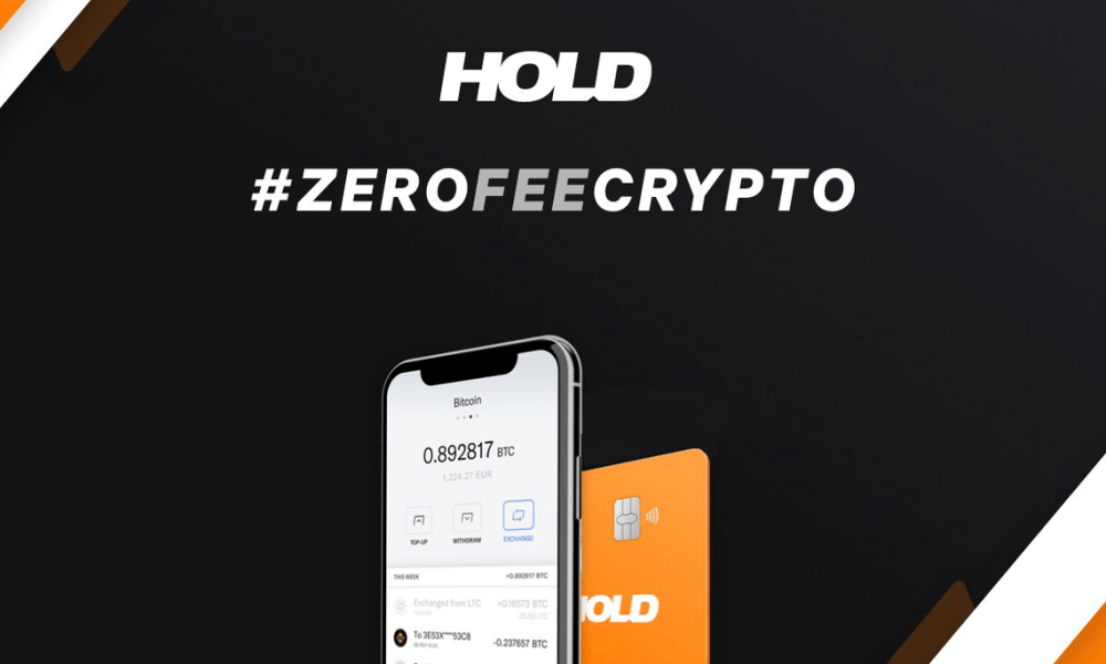 Crypto Cryptocurrency Startup Has Just Released a Zero-Fee Crypto to Debit Card