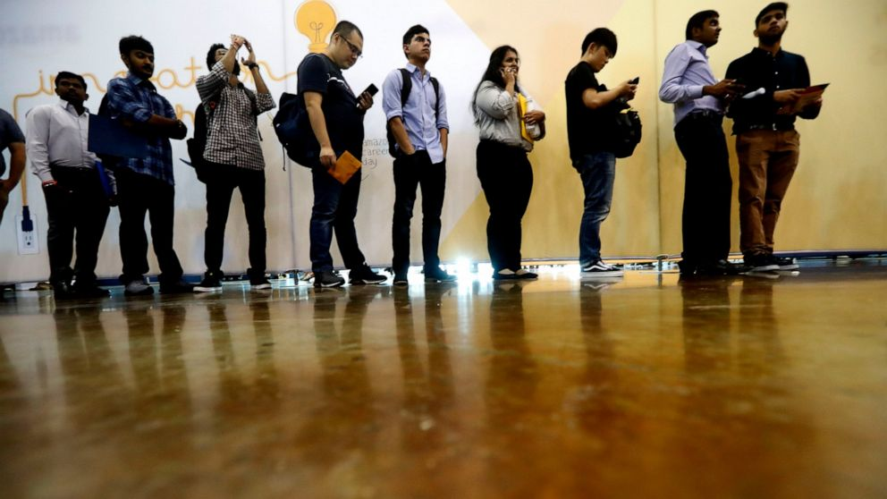 US adds 136,000 jobs; unemployment hits 50-year low of 3.5%