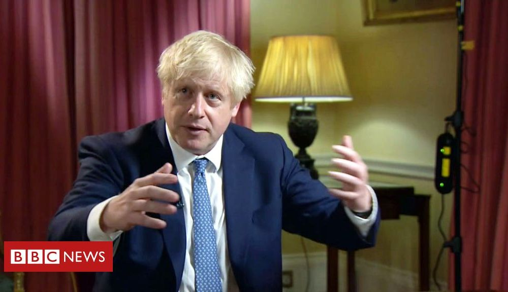Boris Johnson vows to 'compensate' Scots with stronger economy
