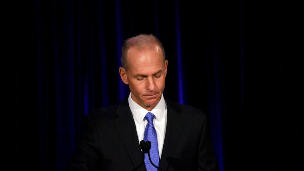 CEO will tell Congress that Boeing made mistakes on Max jet