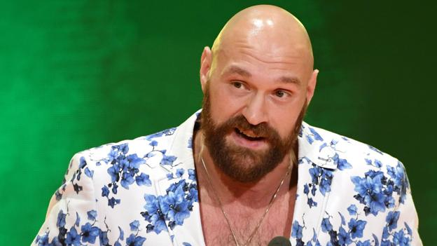 Sport Tyson Fury expects farewell fight in 2020 after WWE and Deontay Wilder fixtures