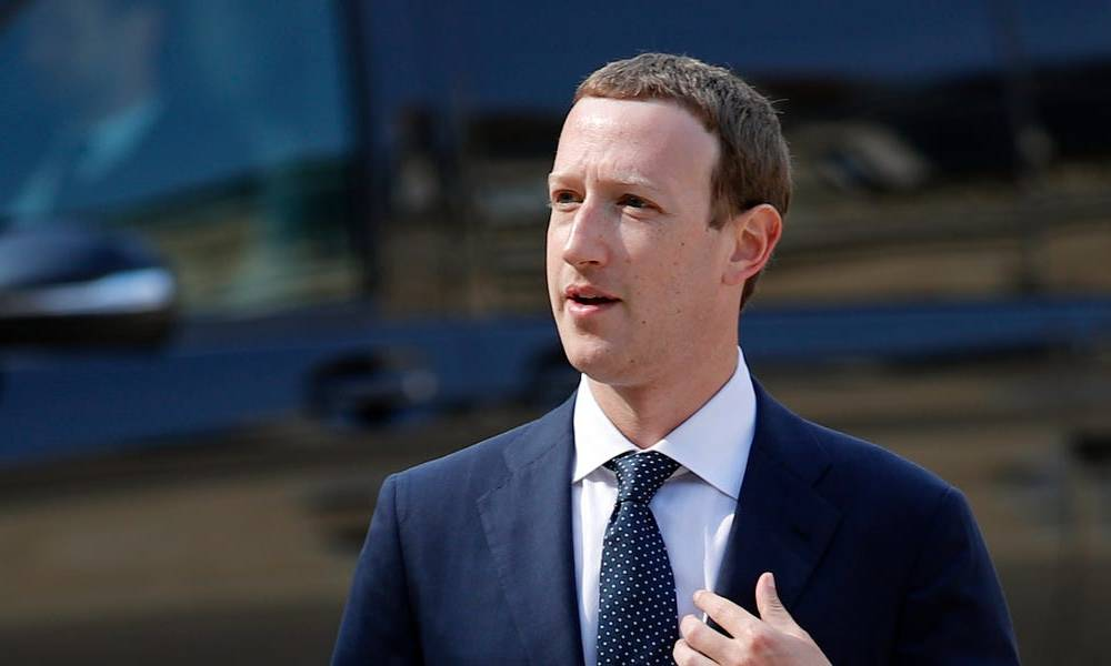 Facebook rejected calls to ban or fact-check political ads ahead of the UK's general election