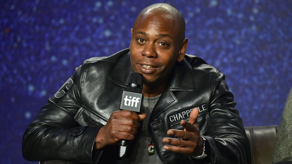 Boundary-pushing Dave Chappelle set to receive comedy award