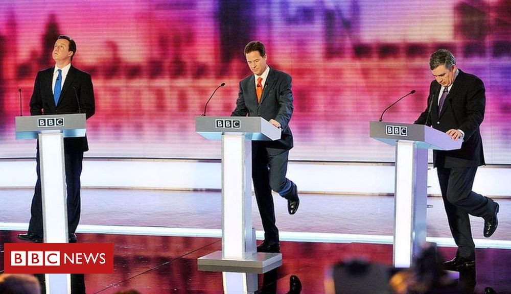 General election 2019: When will TV debates take place?