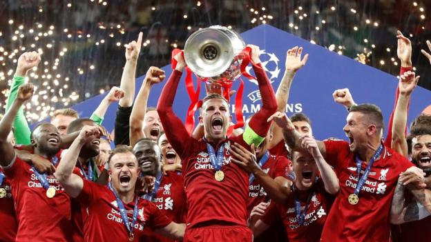 Sport BT Sport retains exclusive Champions League rights in £1.2bn deal from 2021-24