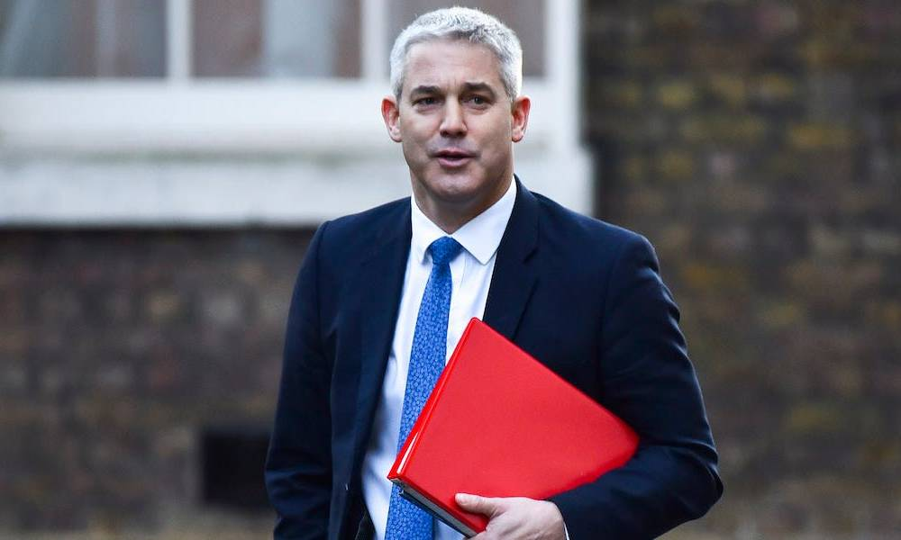 Brexit Secretary Stephen Barclay was accused of talking 'absolute nonsense' after he tried to claim leaving the EU would reduce the number of foreign footballers in the UK