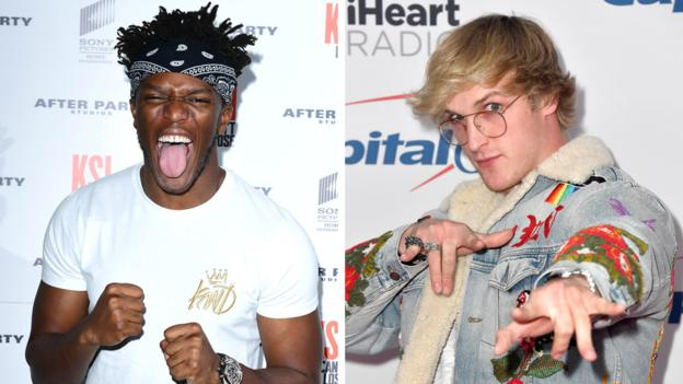 Sport KSI v Logan Paul: YouTubers' professional boxing debuts – everything you need to know