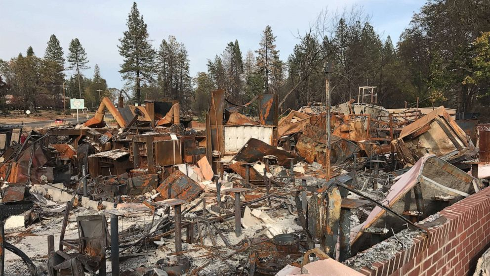 A year later, rebuilding fire-ravaged Paradise: Reporter's Notebook