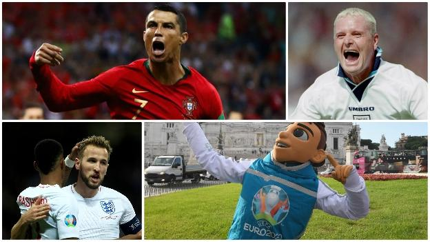 Sport Euro 2020: Record-chasing Ronaldo and echoes of 1996 – next summer set to be exciting