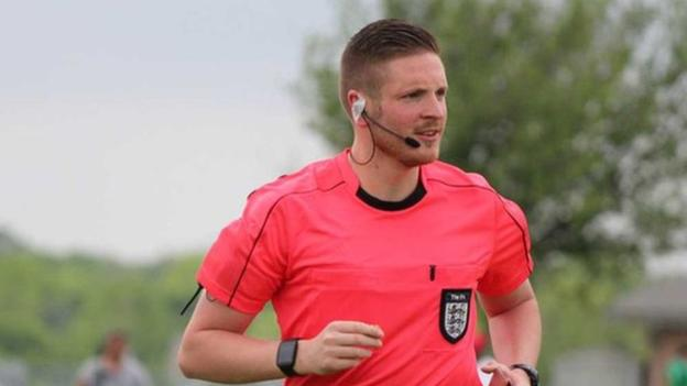 Sport Ryan Atkin: From linesman to champion – first openly gay referee on experiences