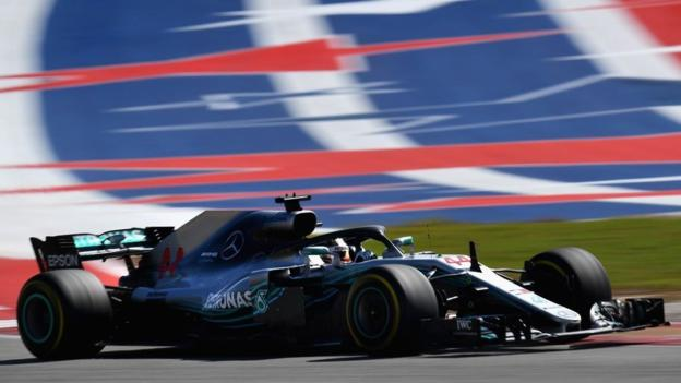 Sport United States Grand Prix: Lewis Hamilton aims to become world champion for sixth time