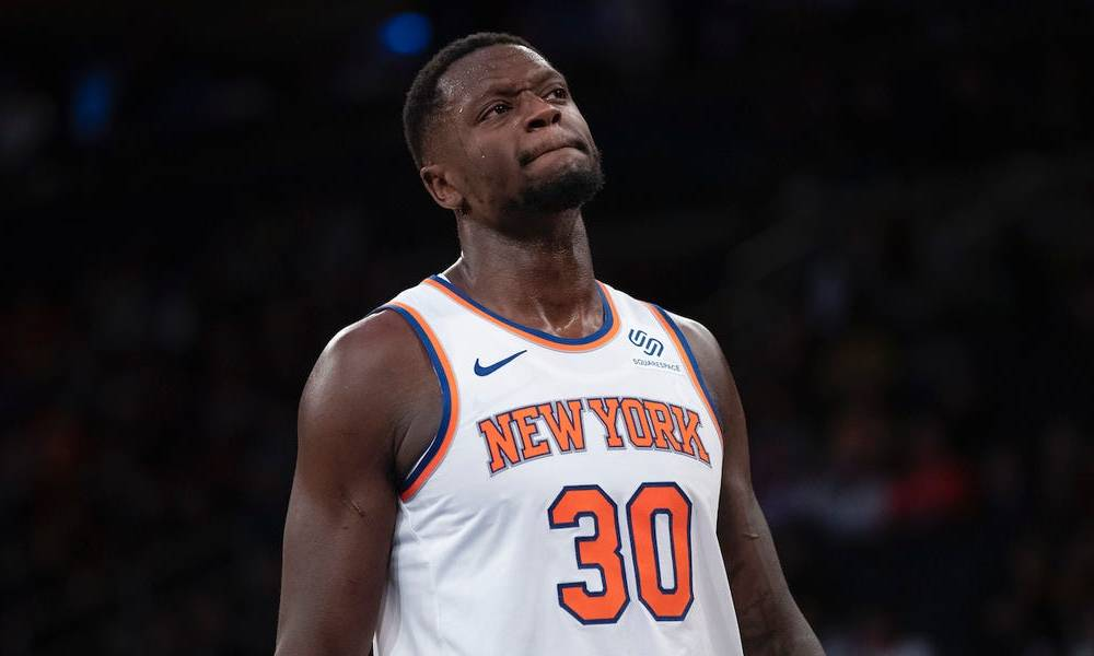The Knicks' latest loss was so bad that the front office apologized to fans for an abysmal start to the season