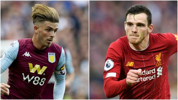 Sport Jack Grealish, Andrew Robertson, Allan Saint-Maximin: Who are the Premier League's best dribblers?