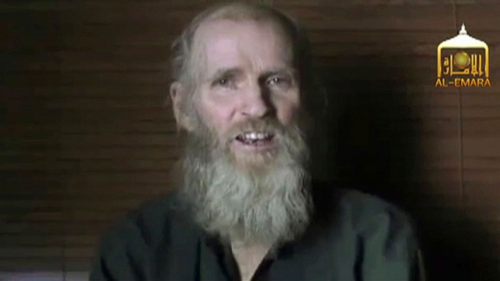 US and Australian hostages held by Taliban for 3 years released in prisoner swap