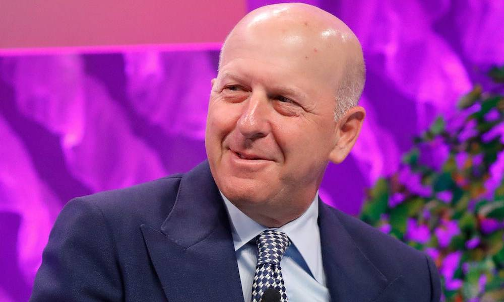 Goldman Sachs CEO David Solomon and his management team are ditching their stuffy offices and moving to an open floor plan closer to the people so they can feel the buzz of New York headquarters
