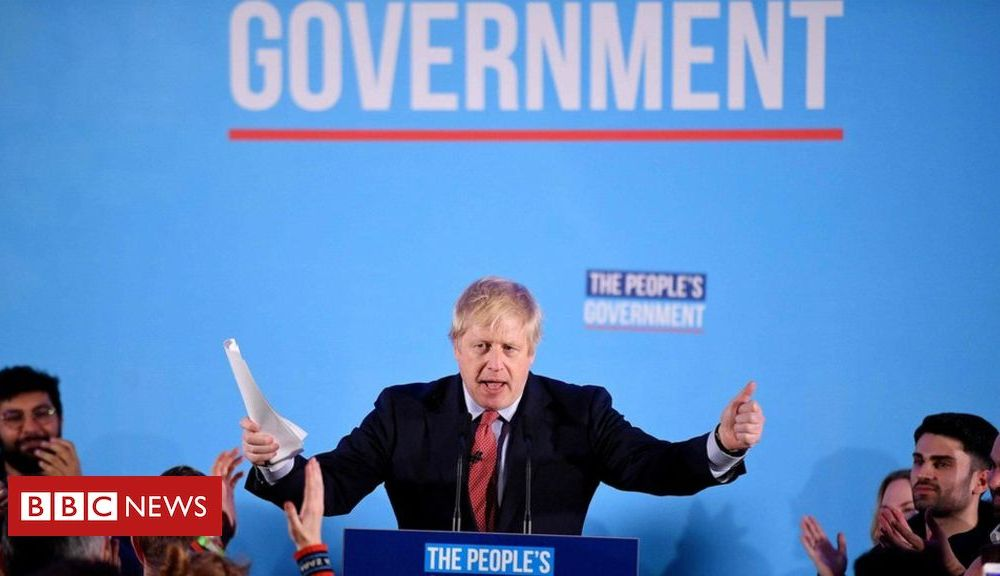 UK general election 2019: Who won and what happens now?