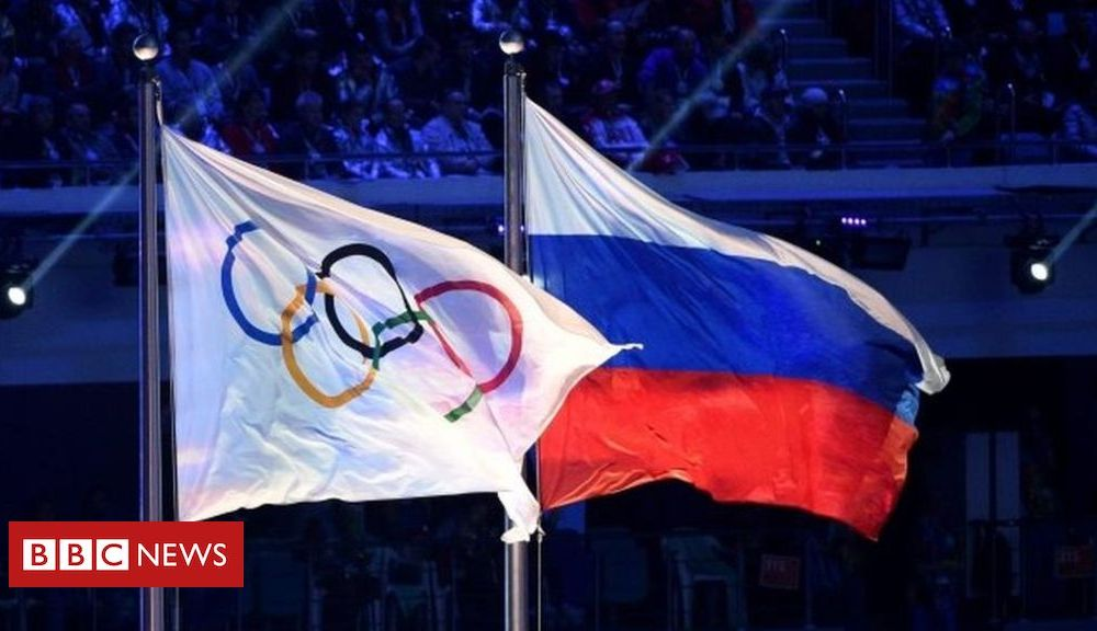 Sport Russia doping scandal: Athletes face potential ban from global sport